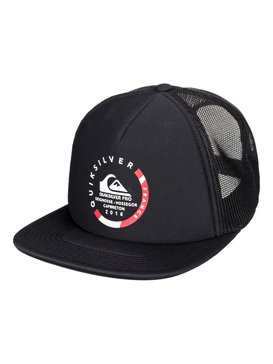 Quik Pro 18 - Trucker Cap for Boys 8-16  AQBHA03318