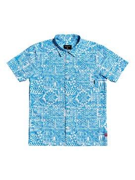 HI Hyper - Printed Short Sleeve Shirt  AQBWT03034