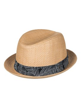 Schralpsten - Straw Fedora for Men  AQYHA04026