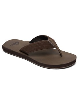 Carver - Leather Sandals for Men  AQYL100544