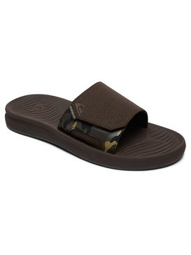 Travel Oasis Slide - Slider Sandals for Men  AQYL100586