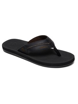 Coastal Oasis Deluxe - Leather Sandals for Men  AQYL100760