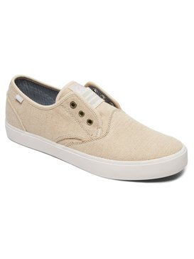 Chaussures Quiksilver blanches Casual homme T94OhvrbIx