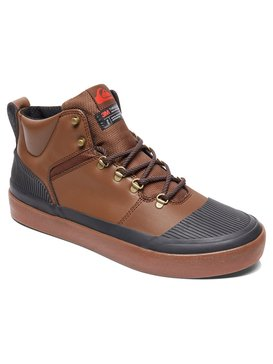 Grebe - Water Resistant High-Top Shoes  AQYS300076