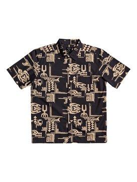 HI Dweller - Printed Short Sleeve Shirt  AQYWT03201
