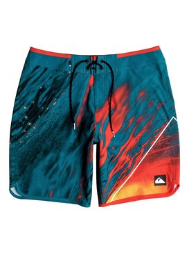 QK BOARDSHORT NEW WAVE 19 IMP  BR60012434