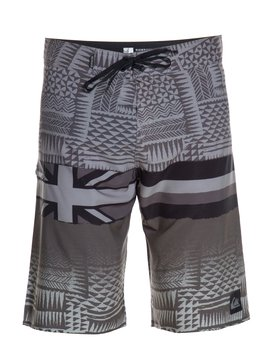 QK BOARDSHORT BLOCKED HAWAII  BR60012515