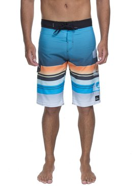 QK BOARDSHORT EVERYDAY STRIPE LOGO  BR60012529