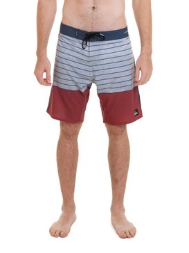 QK BOARDSHORT HIGHLINE LIBERTY STRIPE  BR60012598