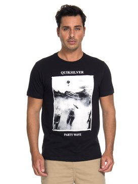 QK CAMISETA SLIM FIT M/C WAVE PARTY  BR61241609