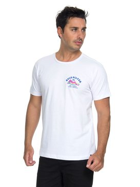 QK CAMISETA SLIM FIT M/C FISH AND CHICKS  BR61241623