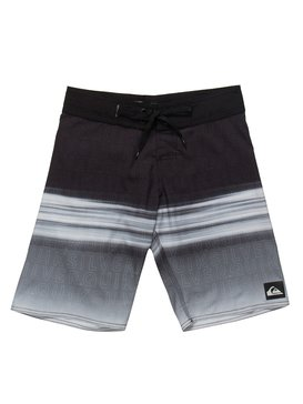 QK BOARDSHORT JUV HOW DOWN WORD  BR67011400
