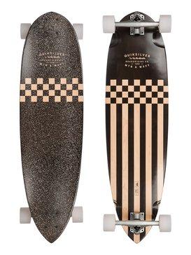 """Demi Bu - 36"""" Soul Surfing Longboard Complete  EGLQSLSDMB"""