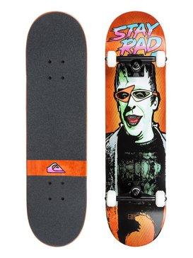 "Stay Rad - 7.8"" Street Skateboard - Complete  EGLSTAYRAD"
