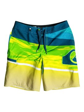 "Slash Logo Vee 16"" - Board Shorts  EQBBS03130"