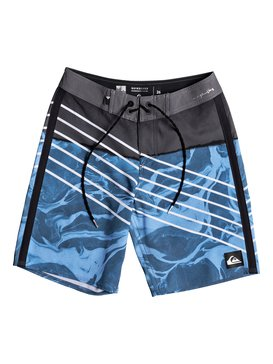 "Highline Lava Slash 17"" - Board Shorts for Boys 8-16  EQBBS03235"