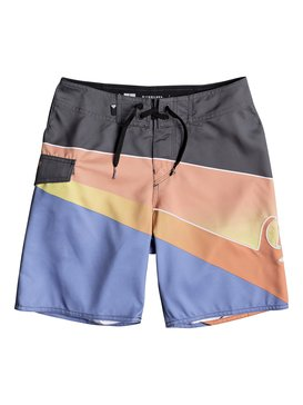 "Slash Fade Logo 16"" - Board Shorts  EQBBS03247"
