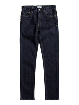 Distorsion Rinse - Slim Fit Jeans for Boys 8-16  EQBDP03134