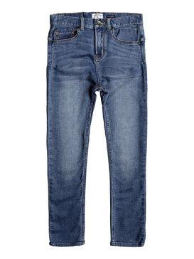 Low Bridge Buggy Blue - Skinny Fit Jeans  EQBDP03139