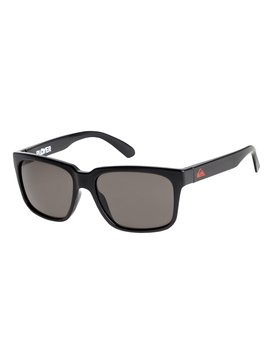 Quiksilver Sonnenbrille »Captain«, bunt, black-green/ grey