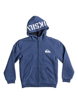 Best Wave Sherpa - Zip-Up Hoodie for Boys 8-16  EQBFT03226