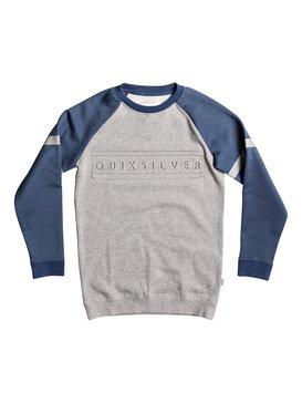 Mebok - Longline Sweatshirt for Boys 8-16  EQBFT03380
