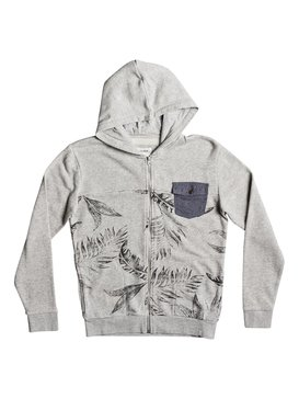 Mahatao - Zip-Up Hoodie for Boys 8-16  EQBFT03393