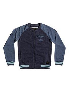 Janapaz Zip - Sweat Bomber Jacket for Boys 8-16  EQBFT03418