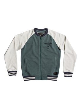 Janapaz Zip - Sweat Bomber Jacket for Boys 8-16  EQBFT03418