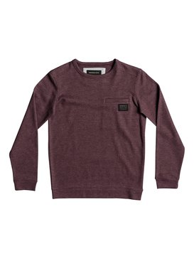 Dav - Sweatshirt for Boys 8-16  EQBFT03436
