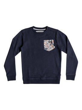 Stay - Sweatshirt for Boys 8-16  EQBFT03465