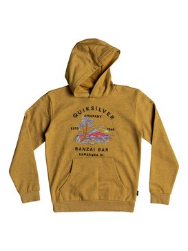 Banzai Bar - Hoodie for Boys 8-16  EQBFT03466