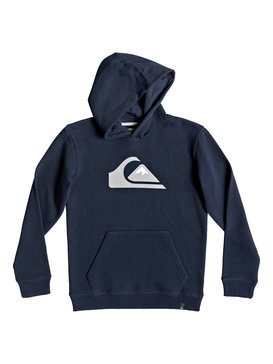 Big Logo - Hoodie for Boys 8-16  EQBFT03468