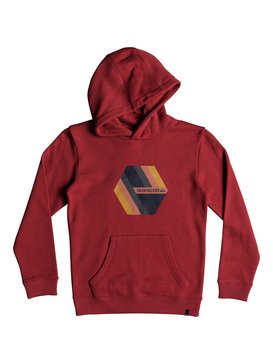 Retro Right - Hoodie for Boys 8-16  EQBFT03469
