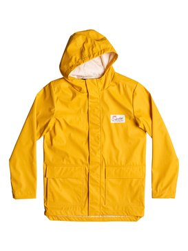 Deep Rain - Long Rain Jacket  EQBJK03098