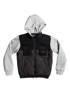 Orkney Block - Padded Jacket for Boys 8-16  EQBJK03126