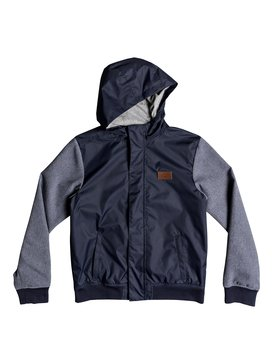 Visuka - Hooded Jacket  EQBJK03143