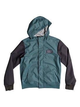 Visuka - Hooded Jacket  EQBJK03143