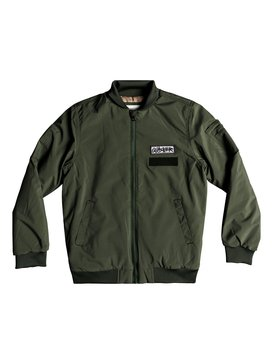 Mankai Sun - Water-Resistant Bomber Jacket for Boys 8-16  EQBJK03160