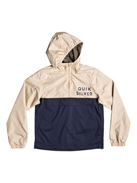 Feed Back Is Back - Water-Repellent Pullover Anorak for Boys 8-16  EQBJK03169