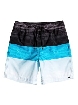 "Word Waves 15"" - Swim Shorts  EQBJV03091"