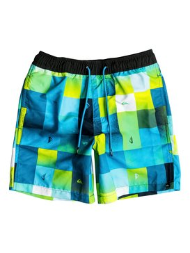 "Check Mark 15"" - Swim Shorts  EQBJV03096"