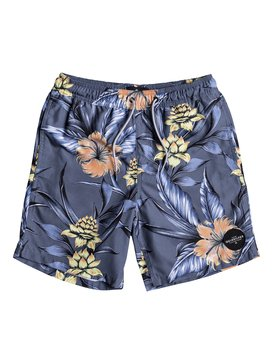 "Pua 15"" - Swim Shorts for Boys 8-16  EQBJV03138"