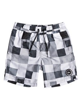 "Resin Check 15"" - Swim Shorts for Boys 8-16  EQBJV03139"