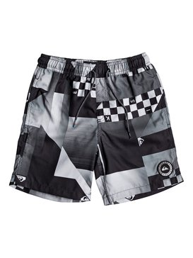 "Checker 15"" - Swim Shorts  EQBJV03142"