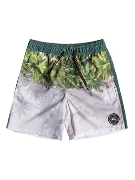 "Jetlag 15"" - Swim Shorts for Boys 8-16  EQBJV03197"