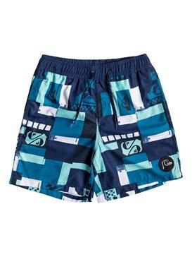 """City Block 15"""" - Swim Shorts for Boys 8-16  EQBJV03198"""