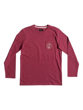 Piu Piu - Long Sleeve T-Shirt for Boys 8-16  EQBKT03139