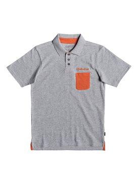 Good Ad Vice - Short Sleeve Polo Shirt for Boys 8-16  EQBKT03217