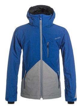 Mission Colorblock - Snow Jacket  EQBTJ03035